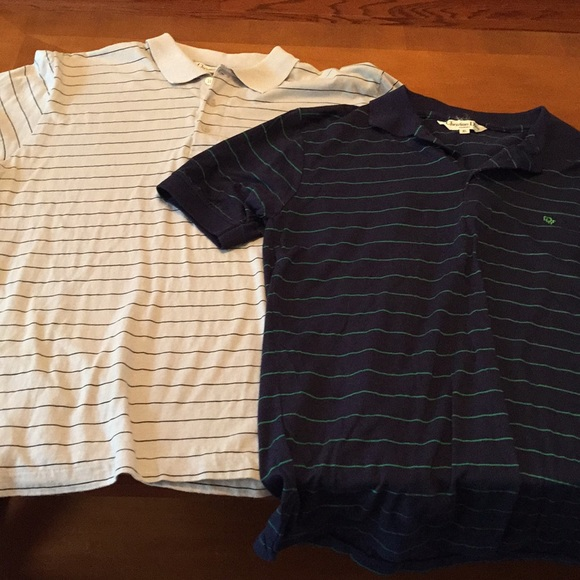 542770bb4 Dior Other - 2 Mens Christian Dior Polo Shirts - size XL
